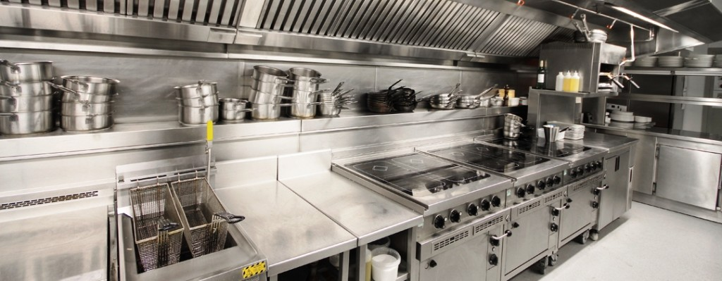 Commercial Kitchen Thin
