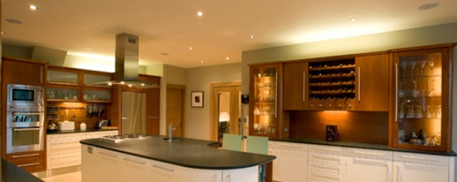 kitchen domestic electrical services SGS Heating and Electrical Salisbury