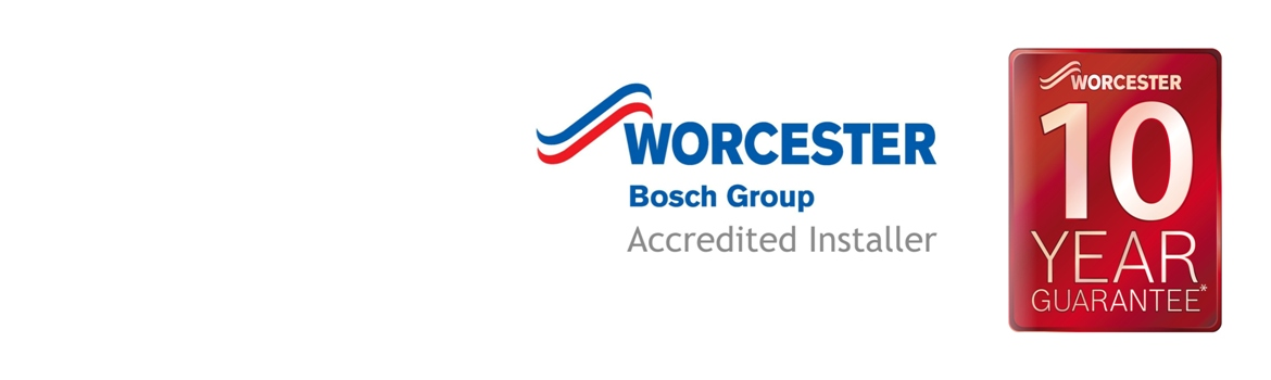 worcester bosch accredited installer banner