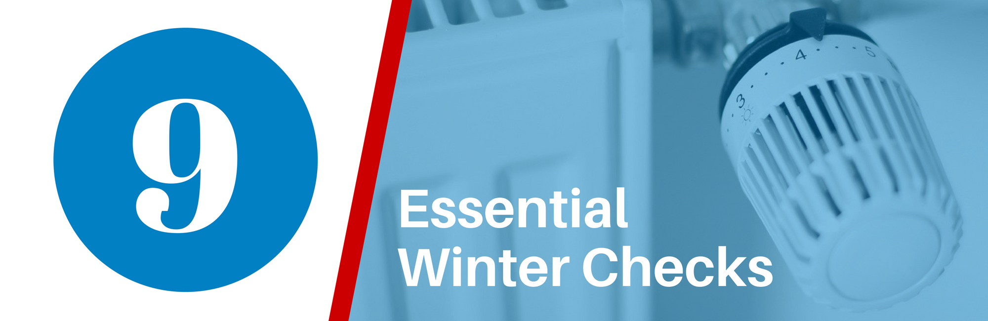 9 Essential Winter Checks 1