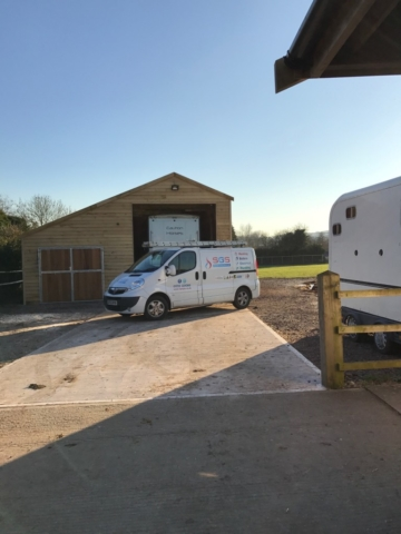 electrical lighting installation bishopstone 1