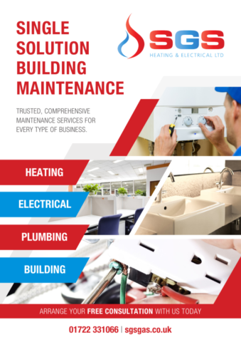 Building Maintenance Services (Flyer 1)
