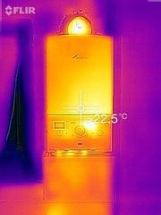 Thermal Imaging Boiler 1