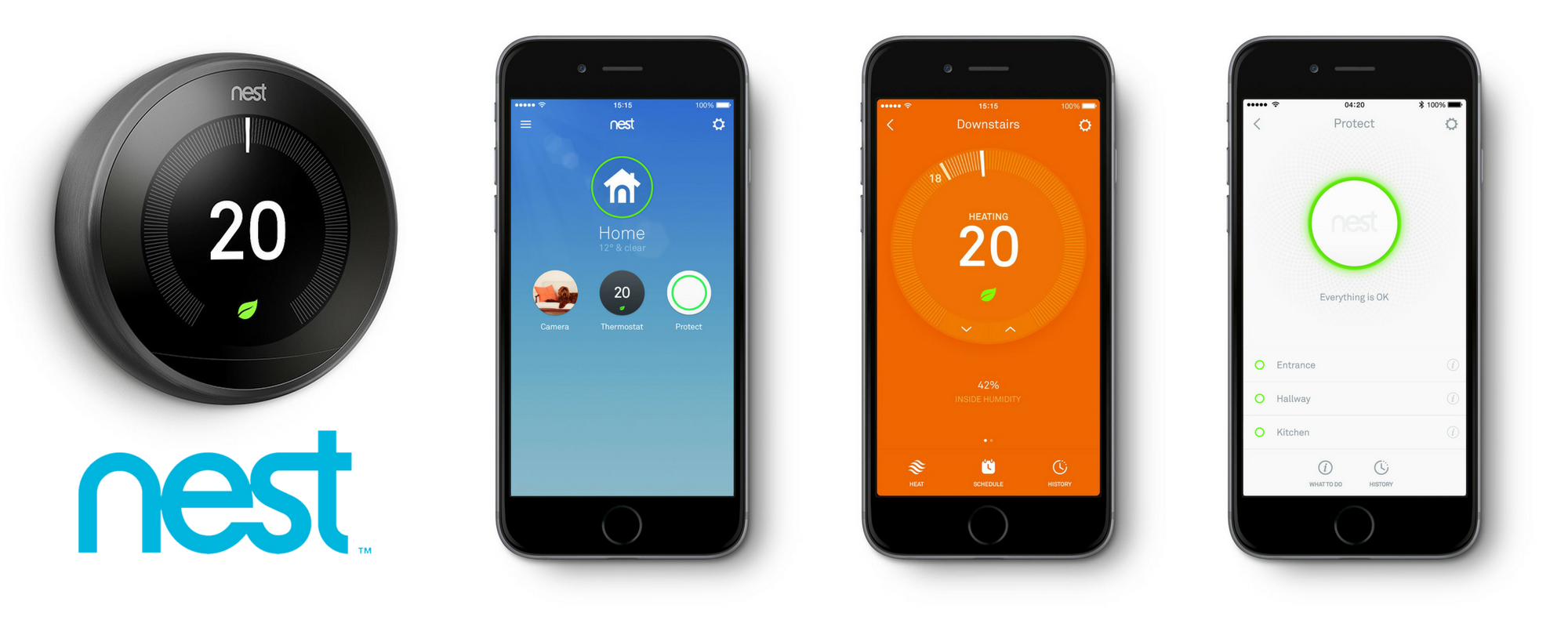 Nest smart home heating controls - Pro Installers