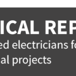 electrical repairs banner text