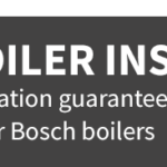 new boiler installation text