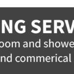 plumbing services banner text